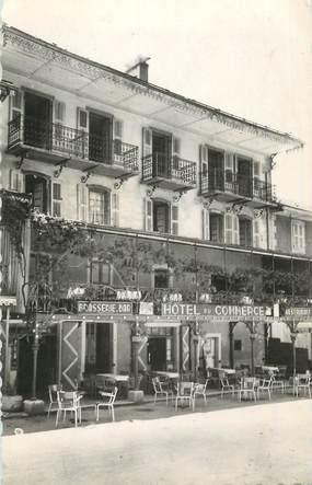 """CPSM FRANCE 74 """" Samoëns, Hôtel du Commerce"""""""