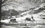 """74 Haute Savoie CPSM FRANCE 74 """" Les Contamines, Les chalets du Mont Blanc Renaître et Montjoie"""""""