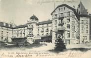 """74 Haute Savoie CPA FRANCE 74 """" St Gervais les Bains, Grand Hôtel de la Savoie"""""""