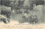"""74 Haute Savoie CPA FRANCE 74 """"St Gervais les Bains, Le Pont du Diable, la nouvelle passerelle"""""""