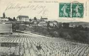 """74 Haute Savoie CPA FRANCE 74 """" Challonges, Quartier de l'église"""""""
