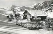 """74 Haute Savoie CPSM FRANCE 74 """" Praz sur Arly, Le Mont Charvin"""""""