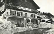 """74 Haute Savoie CPSM FRANCE 74 """" Praz sur Arly, L'Hôtel du Val d'Arly"""""""