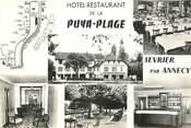 "74 Haute Savoie CPSM FRANCE 74 "" ST Jorioz, Hôtel Restaurant Puya Plage""'"