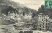 """74 Haute Savoie CPA FRANCE 74 """" Le Fayet, Le Chemin de fer"""""""