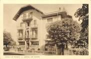 """74 Haute Savoie CPA FRANCE 74 """" Le Fayet, Hôtel de Paris"""""""
