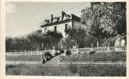 "CPSM FRANCE 74 "" Sevrier, Hôtel Beau Site"""
