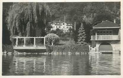 """CPSM FRANCE 74 """" Sevrier, Hôtel Robinson"""""""