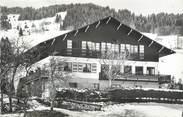"""74 Haute Savoie CPSM FRANCE 74 """"St Nicolas de Véroce, Le Crêt des Neiges"""""""