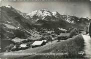 """74 Haute Savoie CPSM FRANCE 74 """"St Nicolas de Véroce, Les Aiguilles de Bionnassay"""""""