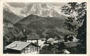 """74 Haute Savoie CPSM FRANCE 74 """"St Nicolas de Véroce, Le Dôme de Miage"""""""