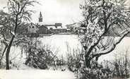 """74 Haute Savoie CPSM FRANCE 74 """"Viuz en Sallaz, Le village sous la neige"""""""
