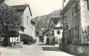 """74 Haute Savoie CPSM FRANCE 74 """" Collonges sous Salève, Rue principale et la Poste"""""""