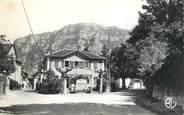 """74 Haute Savoie CPSM FRANCE 74 """" Collonges sous Salève, Le Monument aux morts et le Salève"""""""