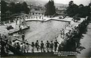 """74 Haute Savoie CPSM FRANCE 74 """" Le Pas de l'Echelle, La piscine du Centre de la SNCF Bois Salève"""""""