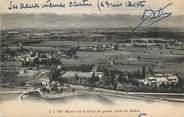 """74 Haute Savoie CPA FRANCE 74 """"Le Salève, Maison de la Croix de guerre prise du Salève"""""""