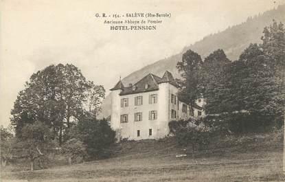"""CPA FRANCE 74 """"Le Salève, Ancienne abbaye de Pomier """""""