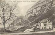 """74 Haute Savoie CPA FRANCE 74 """"Le Salève, La ligne de chemin de fer électrique"""""""