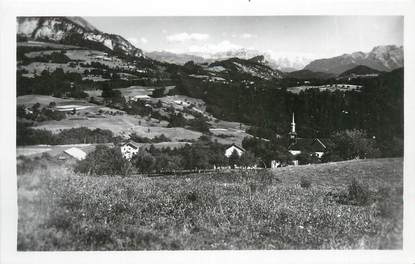 """CPSM FRANCE 74 """"Onnion, Le Mont Blanc"""""""