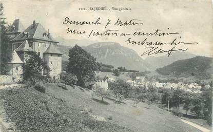 """CPA FRANCE 74 """"St Jeoire en Faucigny, Vue générale"""""""