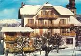 """74 Haute Savoie CPSM FRANCE 74 """"Combloux, Hôtel Restaurant Fleurs des Alpes"""""""