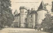 """38 Isere CPA FRANCE 38 """" Environs de Roche, Le Château de Vaugelas"""""""