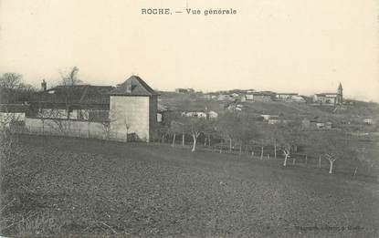 """CPA FRANCE 38 """" Roche, Vue générale"""""""