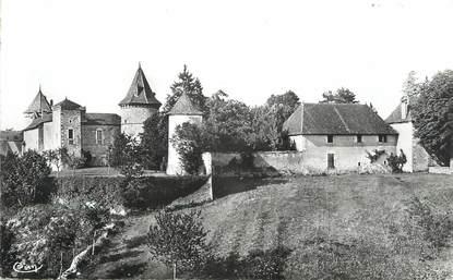 """CPSM FRANCE 38 """" Vignieu, Le Château de Chapeau Cornu"""""""
