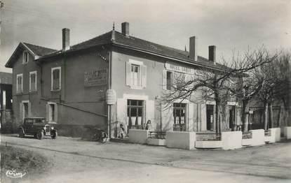 """CPSM FRANCE 38 """" Chambaran, Hôtel Vermorel"""""""