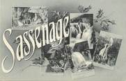 """38 Isere CPA FRANCE 38 """" Sassenage, Vues"""""""