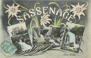 "38 Isere CPA FRANCE 38 "" Sassenage, Vues"""