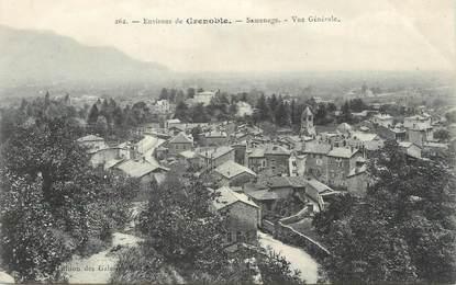 """CPA FRANCE 38 """" Sassenage, Vue générale"""""""