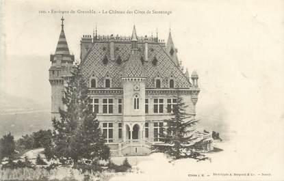 "CPA FRANCE 38 "" Sassenage, Le château"""