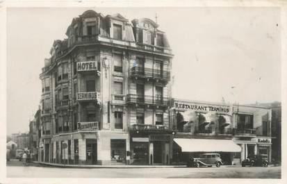 "CPSM FRANCE 83 "" St Raphaël, Hôtel Restaurant Terminus"""