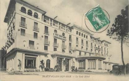 "CPA FRANCE 83 "" Beauvallon, Le Golf Hôtel"""