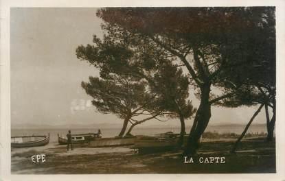 """CPSM FRANCE 83 """" La Capte"""""""