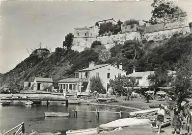 """CPSM FRANCE 83 """"Ile de Port Cros, Le village"""""""