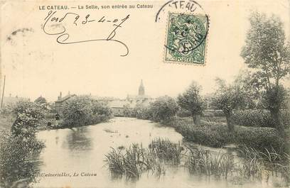 "CPA FRANCE 59 ""Le Cateau, La Selle"""