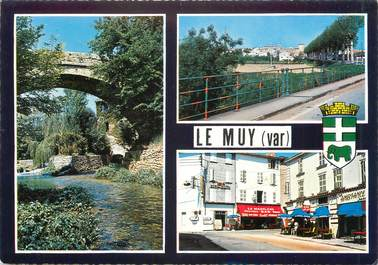 """CPSM FRANCE 83 """" Le Muy, Vues"""""""
