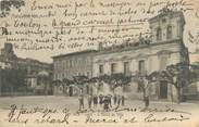 """83 Var CPA FRANCE 83 """" Les Arcs sur Argens, L'Hôtel de Ville"""""""