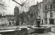 "83 Var CPSM FRANCE 83 "" Lorgues, La Place Neuve"""