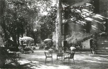"""CPSM FRANCE 83 """" Lorgues, Hôtel Moderne et du Parc"""""""