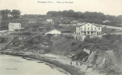 """CPA FRANCE 83 """" Sanary sur Mer, Villa de Port Issol"""""""