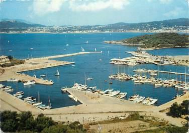 """CPSM FRANCE 83 """" Ile des Embiez, Le port"""""""
