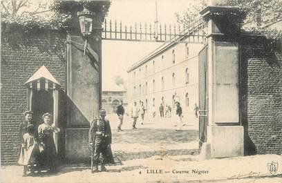 """CPA FRANCE 59 """"Lille, Caserne Négrier"""""""