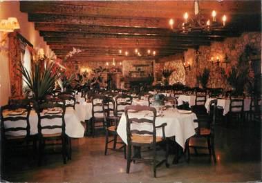 "CPSM FRANCE 83 ""Ginasservis, Restaurant Le Bastier"""