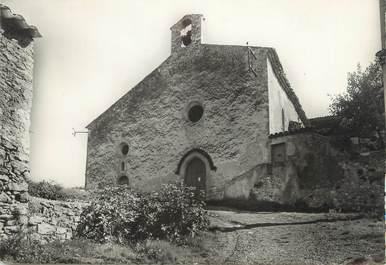 """CPSM FRANCE 83 """"Vinon sur Verdon, L'église"""""""
