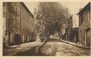 """83 Var CPA FRANCE 83 """" Garéoult, Boulevard Marseillais"""""""