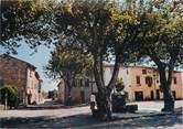 """83 Var CPSM FRANCE 83 """" Garéoult, La Place du Mourillon"""""""