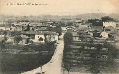 """CPA FRANCE 38 """" St Hilaire du Rosier, Vue générale"""""""
